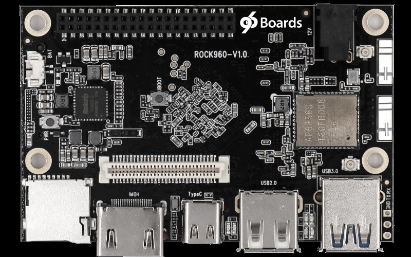 96boards for Rockchip SoCs
